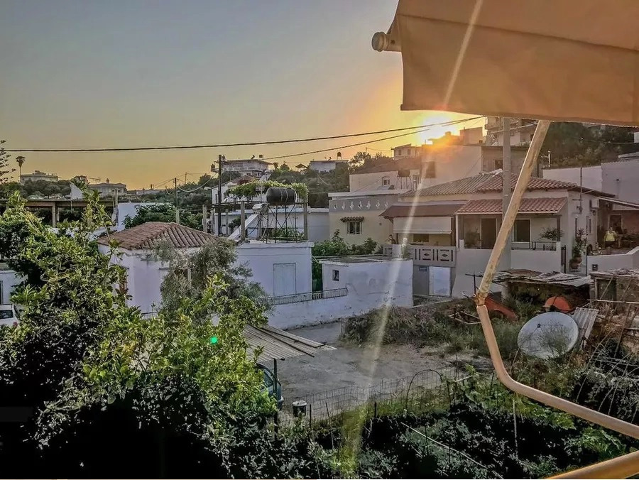 Two-bedroom apartment near Chania center
