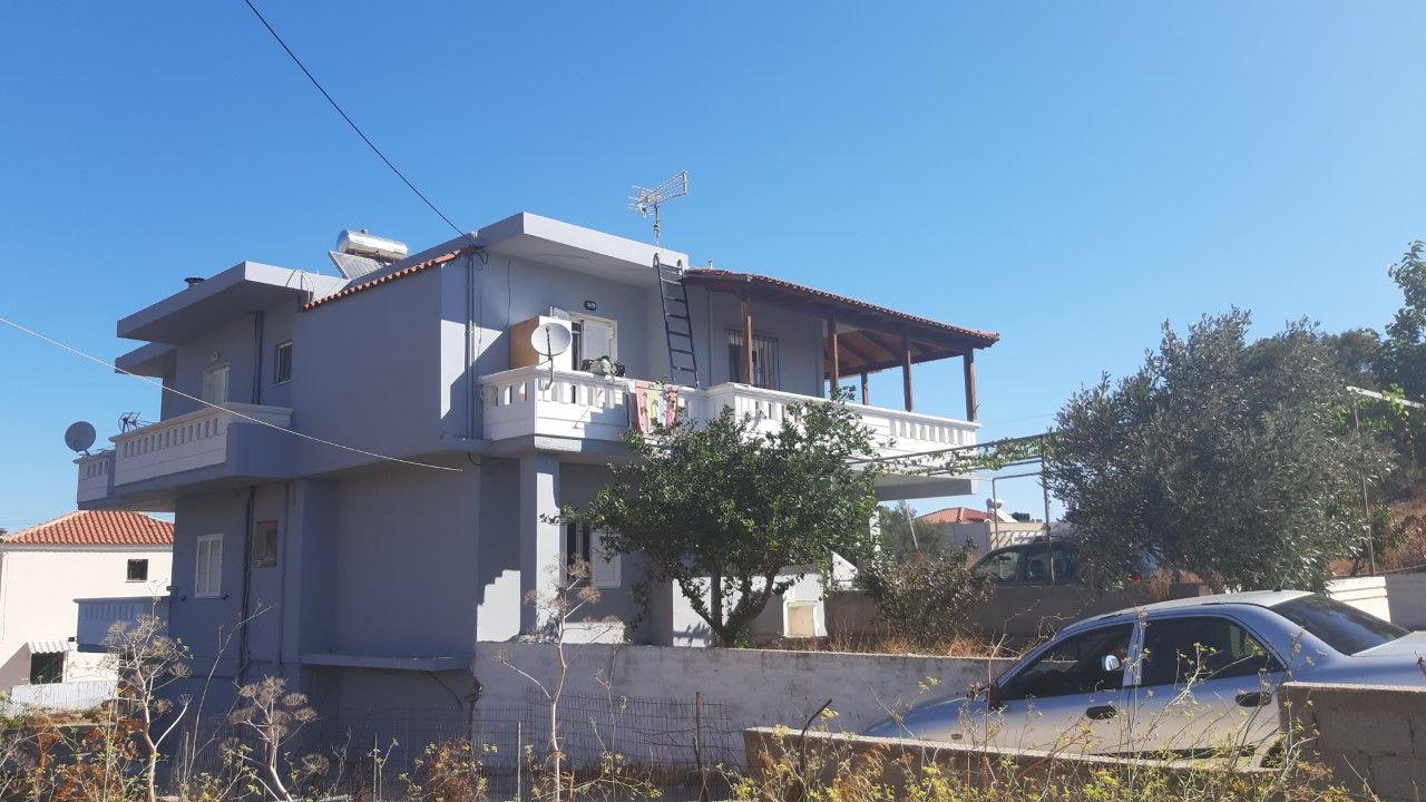 Mieszkanie na pierwszym piętrze w Megala Chorafia